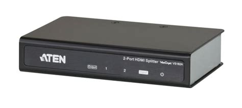 Aten Vs 92a 2 Port Vga Splitter 350mhz ビデオ分配器 製品情報 aten プリンストン