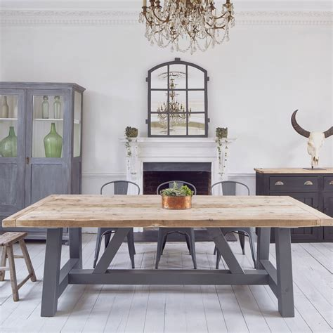 industrial style dining room furniture