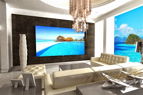 how big of tv for room why a big screen tv is the best tv audio center