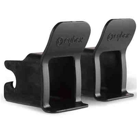Auto Kindersitz Solution X Fix by Auto Kindersitz Solution X Fix Silver Line Black