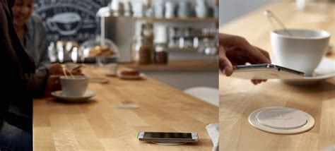 induction charger ikea ikea just made it easy to add wireless charging to your furniture gizmodo australia