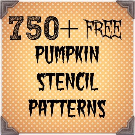 carving a pumpkin 750 free kid friendly pumpkin stencils