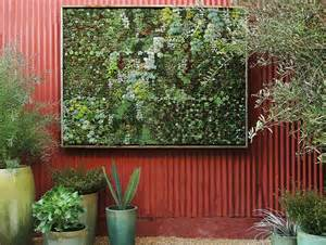 diy garden wall take your gardening vertical with 14 diy living walls