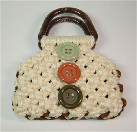 How To Make Macrame Purse - 394997014 jpg