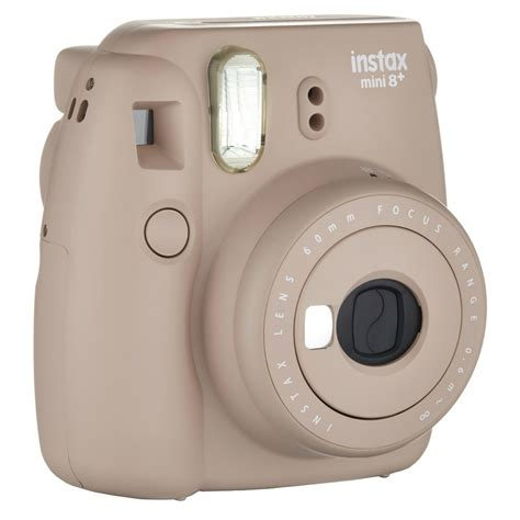 instant mini fujifilm instax mini 8 cacao marron