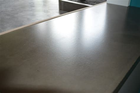 Concrete Countertop Sealant by Creating Concrete Countertops