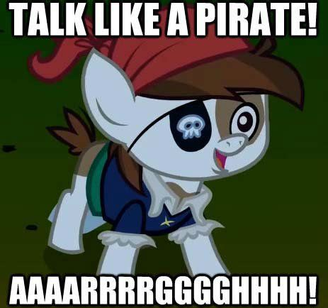 Pirate Booty Meme - the do s and don ts of talk like a pirate day comediva