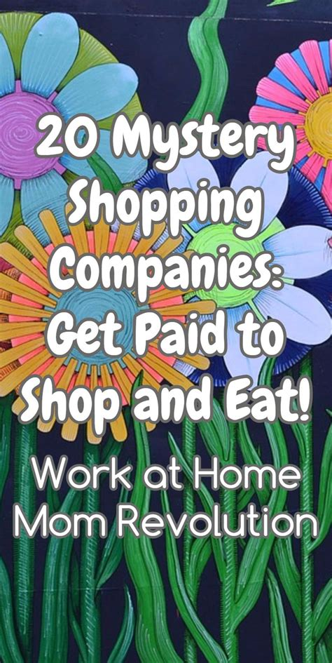best mystery shop companies best 20 work at home ideas on stay at