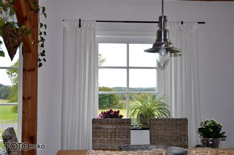 vorhang küchenfenster wand streichen ideen