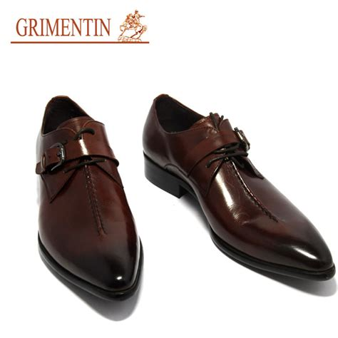 mens dress boots fashion aliexpress buy grimentin brand italian fashion mens