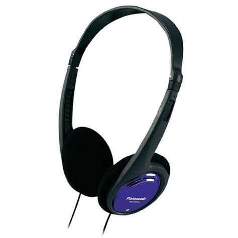 Headset Panasonic Rp Ht010 Panasonic Rp Ht010 Headphones Blue