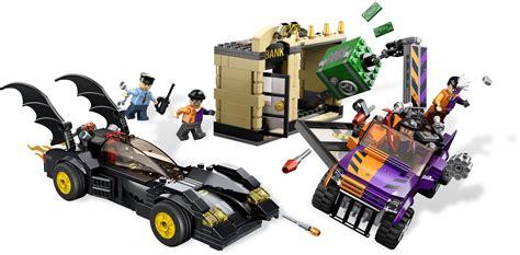 Set Liliana Vs Dm Dc Lego 6864 Batmobile And The Two