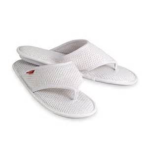 Shower Shoes Bed Bath And Beyond Elizabeth Arden The Spa Collection Women S Slippers Bed
