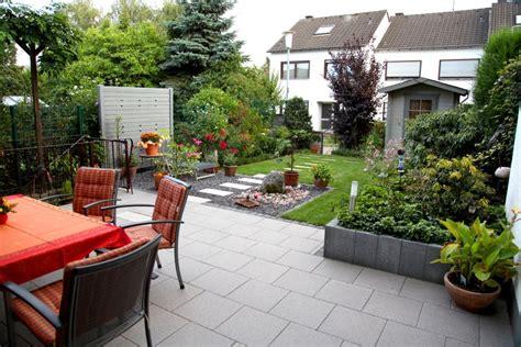 Reihenhaus Terrasse Gestalten by Reihenhaus Garten Nach Der Fertigstellung
