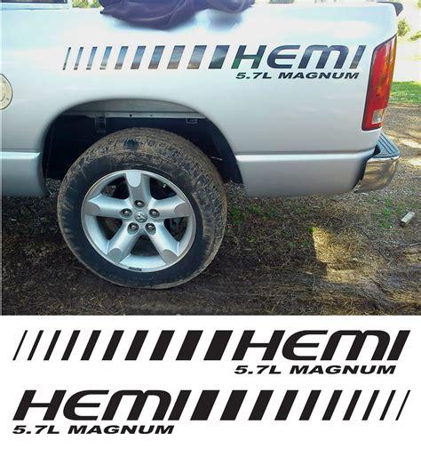 truck decals supdec dodge decals stickers