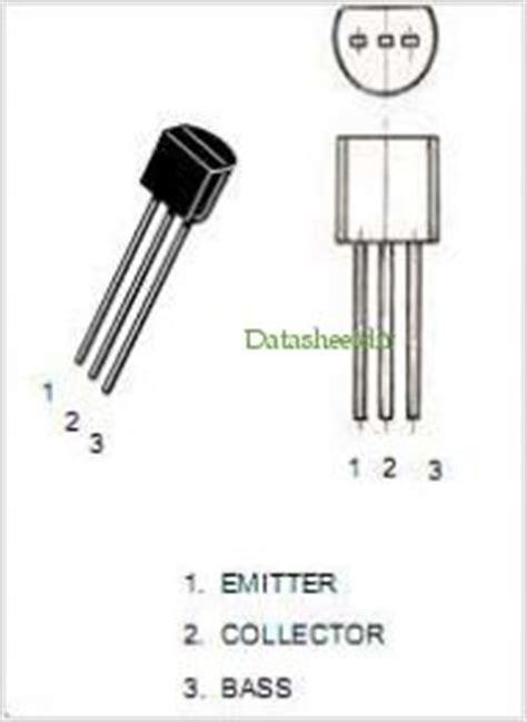 transistor c945 pinout 10pcs new ksc945 2sc945 c945 npn silicon transistor 50v 0 15a 150ma ebay