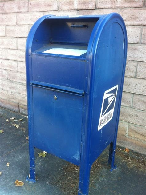 Post Office Mailbox Locations by Usps Blue Mailbox Post Offices 1901 1999 Cartier Dr