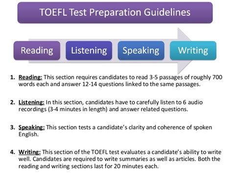 How To Prepare Toefl For Pemula Cd 1 toefl test preparation and scoring guidelines