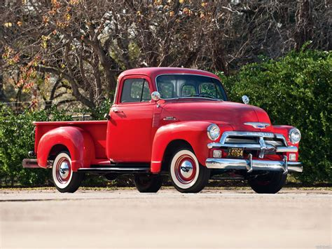 imagenes pick up fotos de chevrolet 3100 pickup 1954
