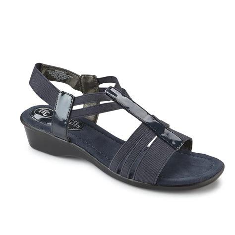 mootsie tootsie shoes mootsies tootsies s narika navy sandal shoes