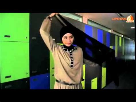 video tutorial hijab pashmina simple natasha farani video tutorial hijab natasha farani cara pakai jilbab