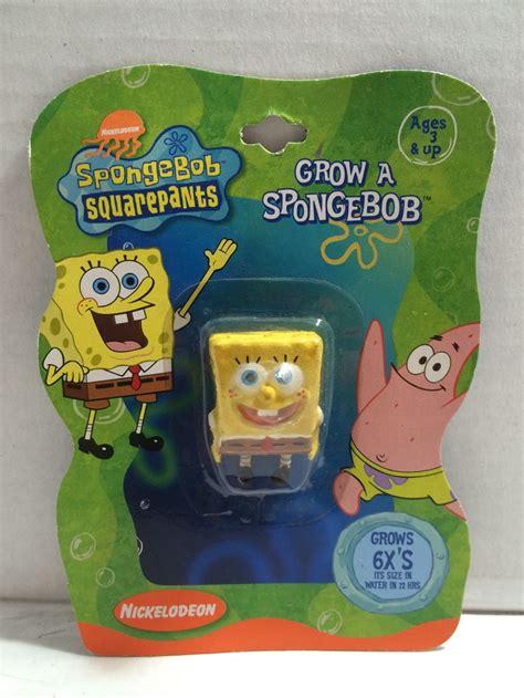 figure nickelodeon shows tas010732 2003 nickelodeon spongebob squarepants grow