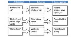 antecedent behavior consequence chart car interior design