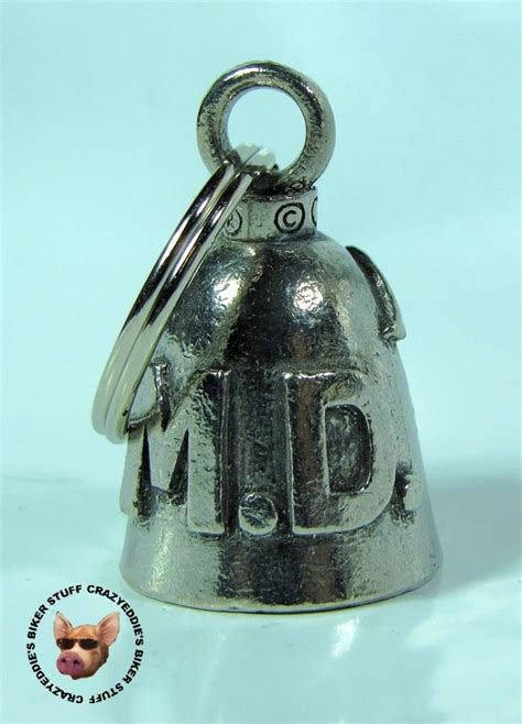 Macaroon Pouch Tanpa Ring Bells doctor m d motorcycle ride bell made in usa guardian biker bell ebay