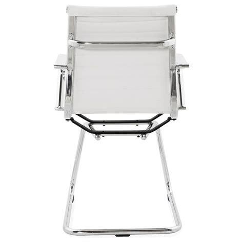 Chaise De Bureau Quot Om 233 Ga Quot Blanc Chaise De Bureau Blanc