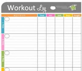 exercise calendar template blank monthly planner printable calendar template 2016