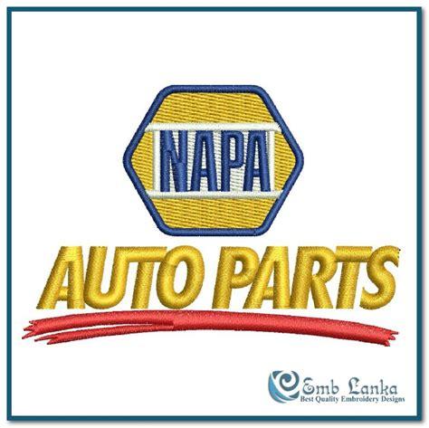 Logo Napa Auto Parts by Napa Auto Parts Logo Embroidery Design Emblanka