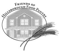 hillsborough nh food pantry raise the roof caign