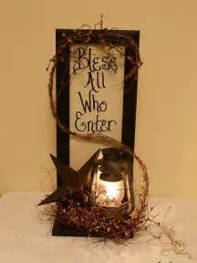 country star home decor frame sign shelf railroad lantern country primitive home
