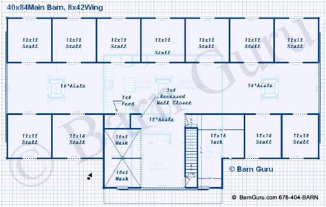 horse barn floor plans pole barn house layouts joy studio design gallery best