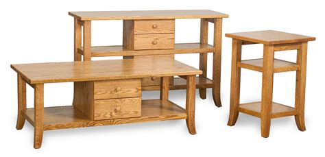 Amish Handmade Furniture - braden collection amish custom furniture