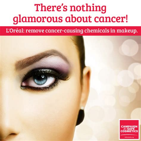 Chemicals In Cosmetics Cancerous Lippy L Alternatives l oreal cosmetics with cancer chemicals are not so