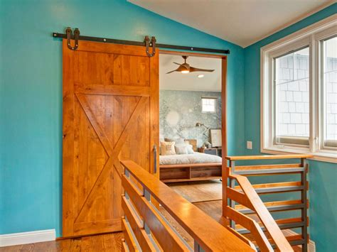 Bedroom Barn Doors Photos Hgtv