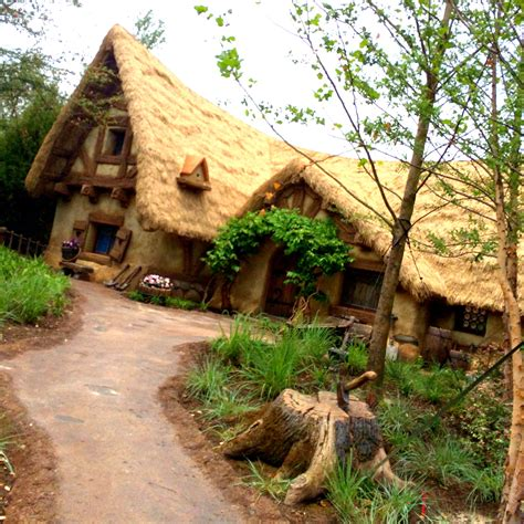 Dwarfs Cottage by Exploring The Seven Dwarfs Mine On The Go In Mco