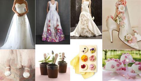 tema fiori matrimonio matrimonio in primavera a tema fiori trashic