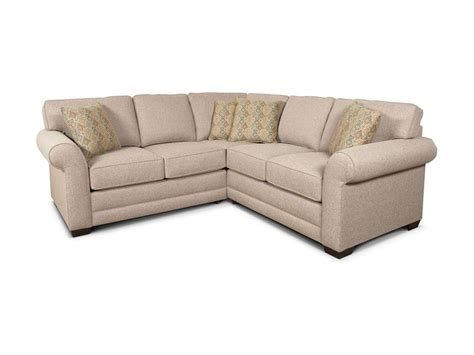 loveseat ottoman england furniture brantley sectional sofa england