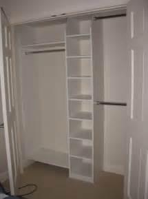 do it yourself closet organizers