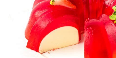 moldes para hacer gelatinas infantiles gelatina de fresa y leche para fiestas infantiles