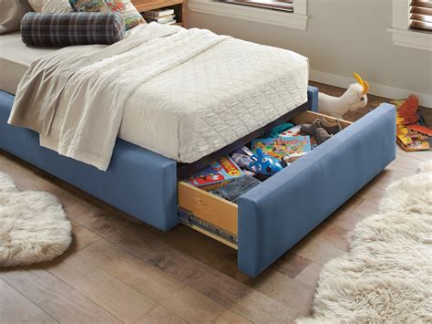 Under Bed Storage Ideas in Room to Save More Space