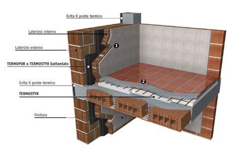 isolamento termico pavimento piano terra casa moderna roma italy isolamenti termici per tetti