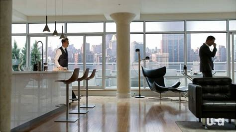 show apartment harvey specter s apartment suits does it get any better