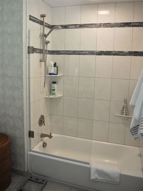 Glass Shower Guard by Pin By S R H On Bathrooms
