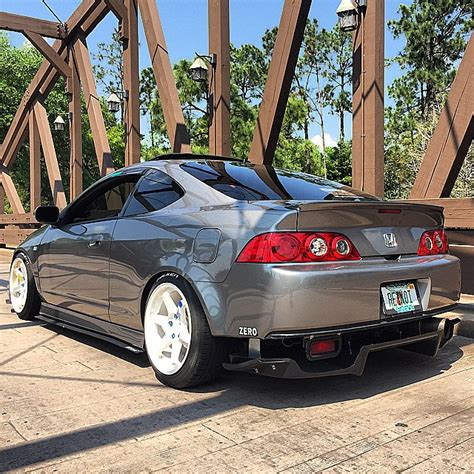 Led Track Light Rsx Js Style Rear Diffuser