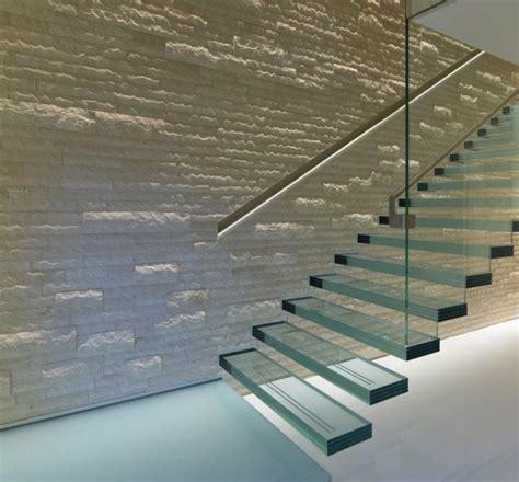 schwebende treppe freitragende treppe 40 moderne designideen