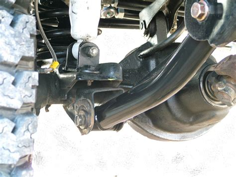 jeep wrangler arms tj arms adjustable rubicon unlimited tj