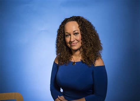 The To Be In Black by Dolezal On Why She Can T Just Be A White Ally Nbc